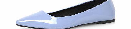 Dorothy Perkins Womens Cornflower blue pointed pumps- Blue Cornflower blue leather look flat pointed pumps. 100% Polyurethane. http://www.comparestoreprices.co.uk/womens-shoes/dorothy-perkins-womens-cornflower-blue-pointed-pumps-blue.asp