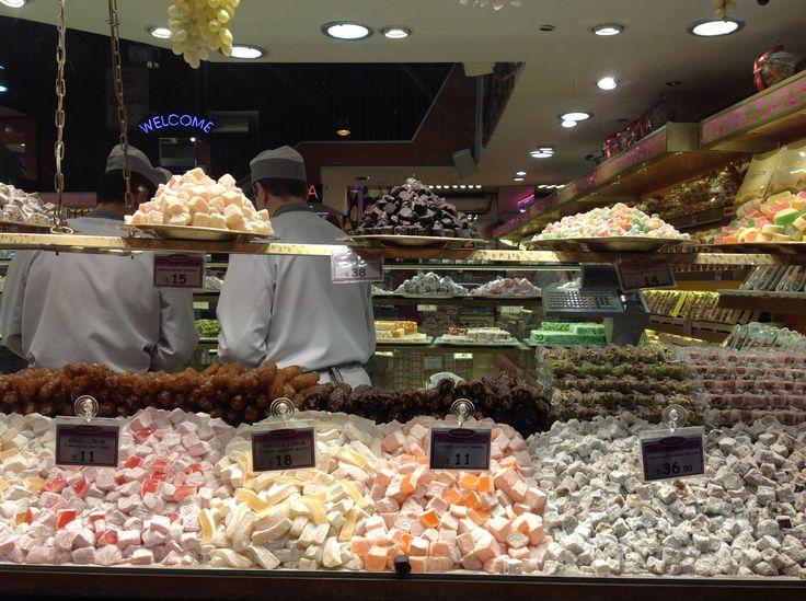 Turkish delight - Malakia Istanbul