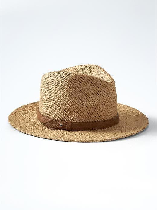 BR straw hat