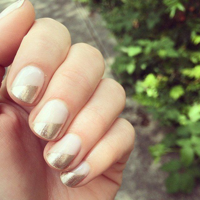 I love this look from @Sephora's #TheBeautyBoard http://gallery.sephora.com/photo/simple-fresh-mani-33001