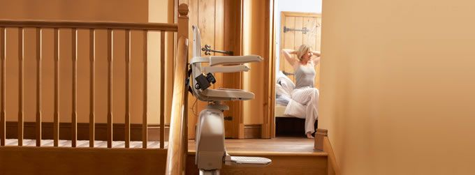 Sit or stand stair lifts | Acorn Stairlifts USA