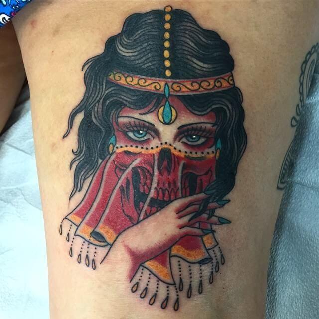 Great Tattoo by Jack Mauk  See More :: https://www.swallowsndaggers.com/awesome-tattoos-279/?utm_content=bufferdba10&utm_medium=social&utm_source=pinterest.com&utm_campaign=buffer  #tattoo #tattoos