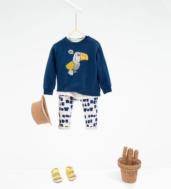 SHOP BY LOOK - ベビーボーイ ( 3ヶ月 - 3歳) - キッズ   ZARA 日本
