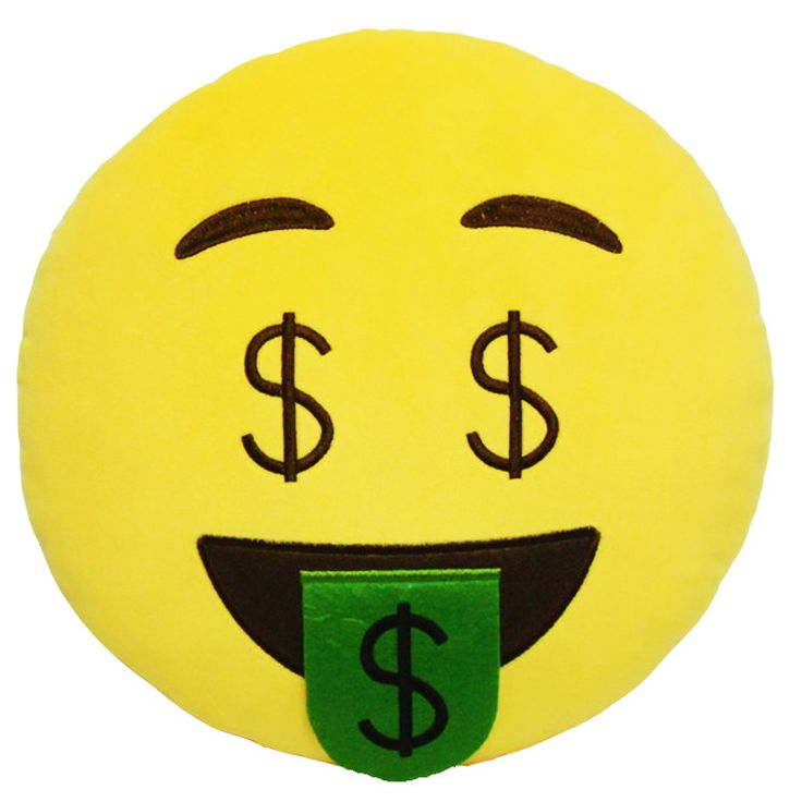 need money emoji pillow emojis pinterest everything