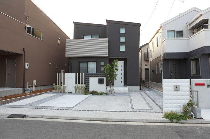 おしゃれな家の外構デザイン実例集・こだわりのスタイル7選 | iemo[イエモ]