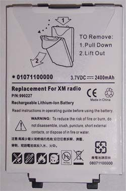 Delphi MyFi, Pioneer Airware, TAO XM2GO Replacement Battery Pack for XM Satellite Radio - http://www.caraccessoriesonlinemarket.com/delphi-myfi-pioneer-airware-tao-xm2go-replacement-battery-pack-for-xm-satellite-radio/  #AirWare, #Battery, #Delphi, #MyFi, #Pack, #Pioneer, #Radio, #Replacement, #Satellite, #XM2Go #Satellite-Radio