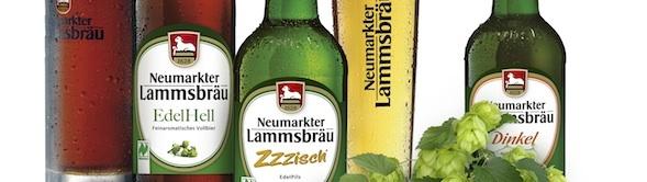 Neumarkter Lammsbräu - Der Inbegriff für feine ökologische Biere & Bio-Erfrischungsgetränke