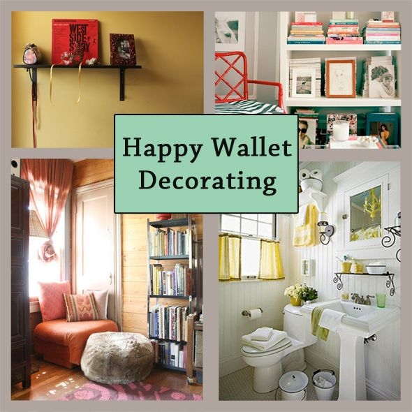 Frugal Home Decorating Ideas Part - 18: Frugal Decor Ideas: How To Decorate On A Budget