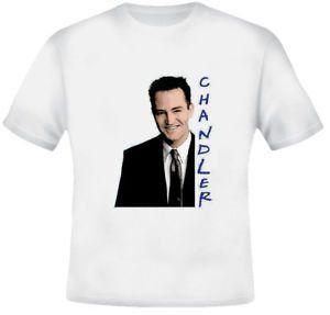 Chandler Friends Tv Show T Shirt Size L @ niftywarehouse.com #NiftyWarehouse #Friends #TV #Show #FriendsShow #FriendsTVShow