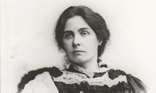 Constance Wilde in Heidelberg in 1896