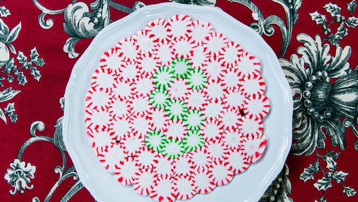 Marjorie Johnson Christmas Tree Coffee Cake