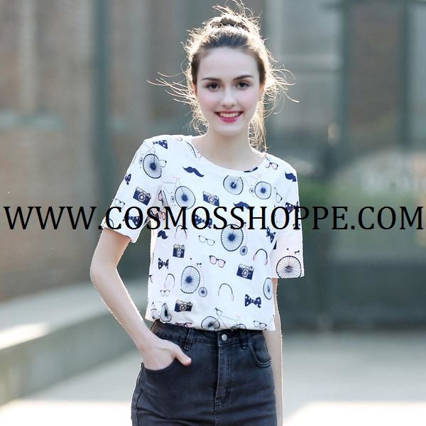 Shop this beautiful T shirt at https://cosmosshoppe.com/collections/t-shirts/products/cosmos-womens-printed-t-shirt