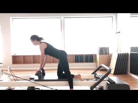 Pilates Reformer: Full Body Athletic Class – YouTube