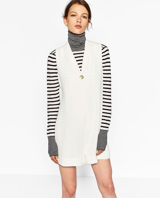 Image 2 of SHORT JUMPSUIT from Zara