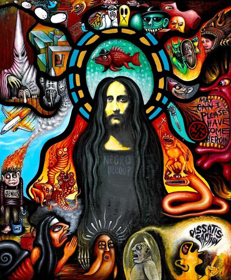 черный иисус - Поиск в Google