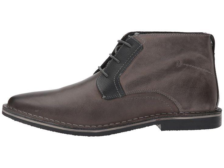 Steve Madden Herrin Men's Boots Grey