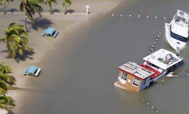 Τραγικός ο απολογισμός από τον κυκλώνα Ιρμα: 77 νεκροί στην Καραϊβική, 36 στις ΗΠΑ