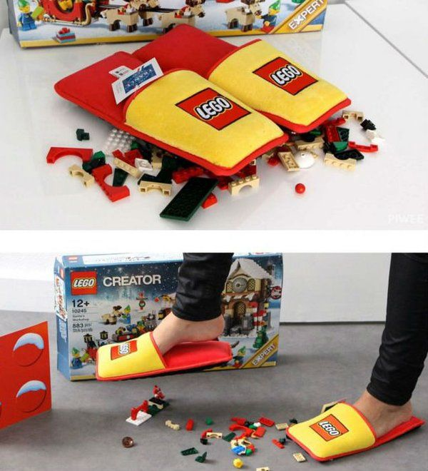 Best Parenting DIY Ideas Images On Pinterest Parenting Kid - Lego creates anti lego slippers with extra padding to end a pain parents know too well