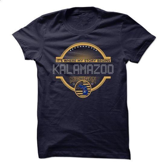 My Home Kalamazoo - Michigan - #unique t shirts #girl hoodies. SIMILAR ITEMS => https://www.sunfrog.com/States/My-Home-Kalamazoo--Michigan-64767537-Guys.html?60505