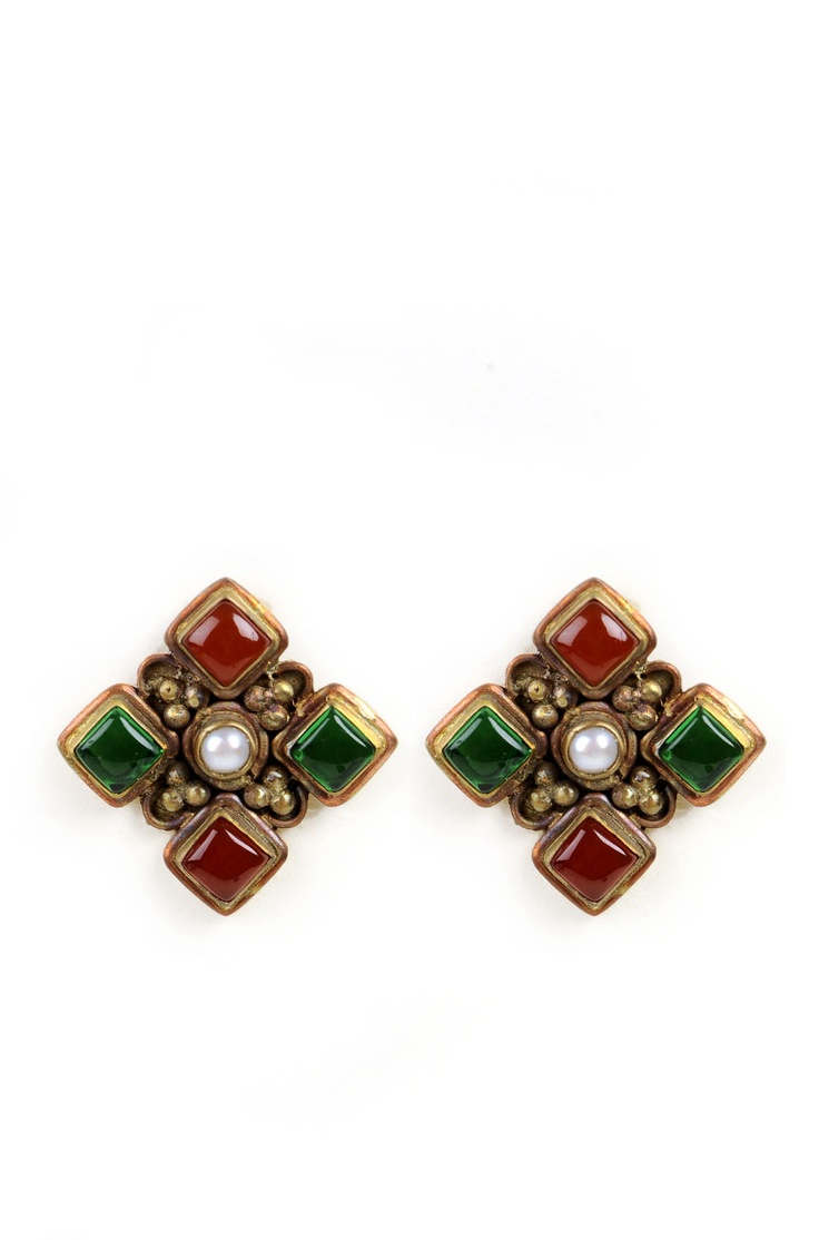 Asteria Earrings @ www.juvalia.in