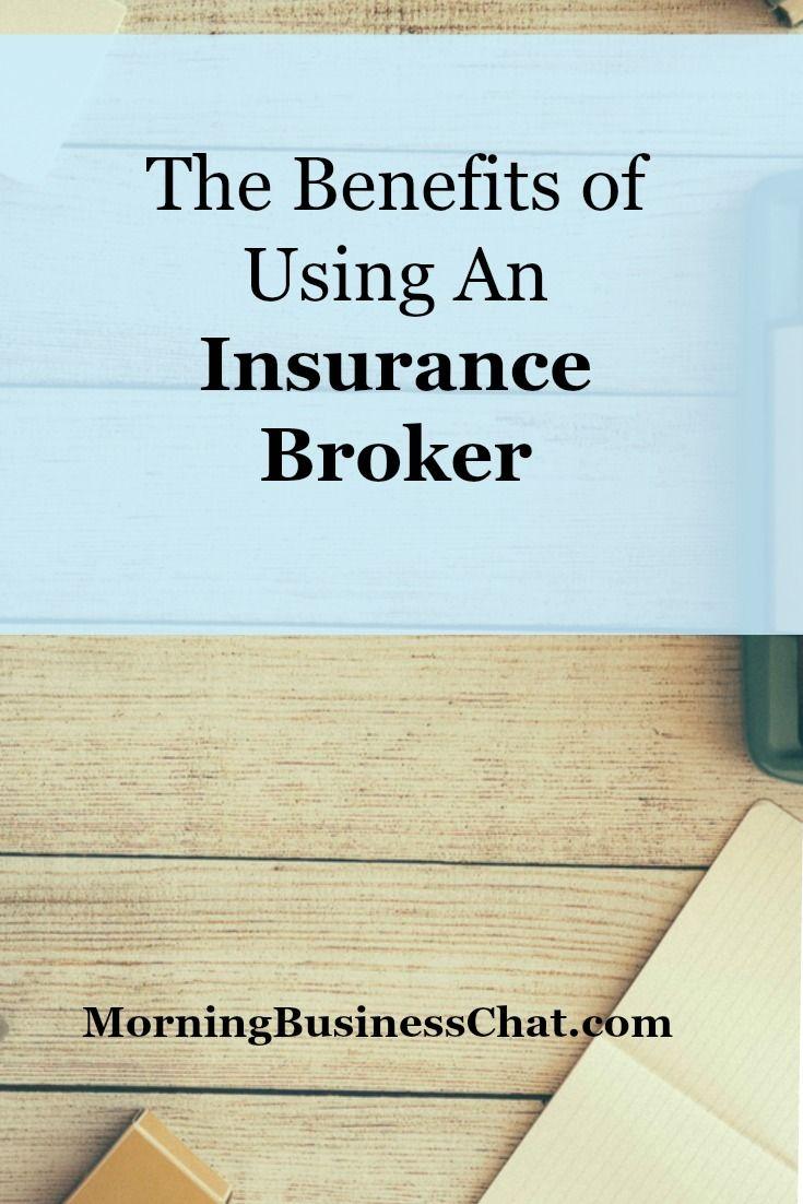 Benefits of using an insurance broker #MorningBizChat