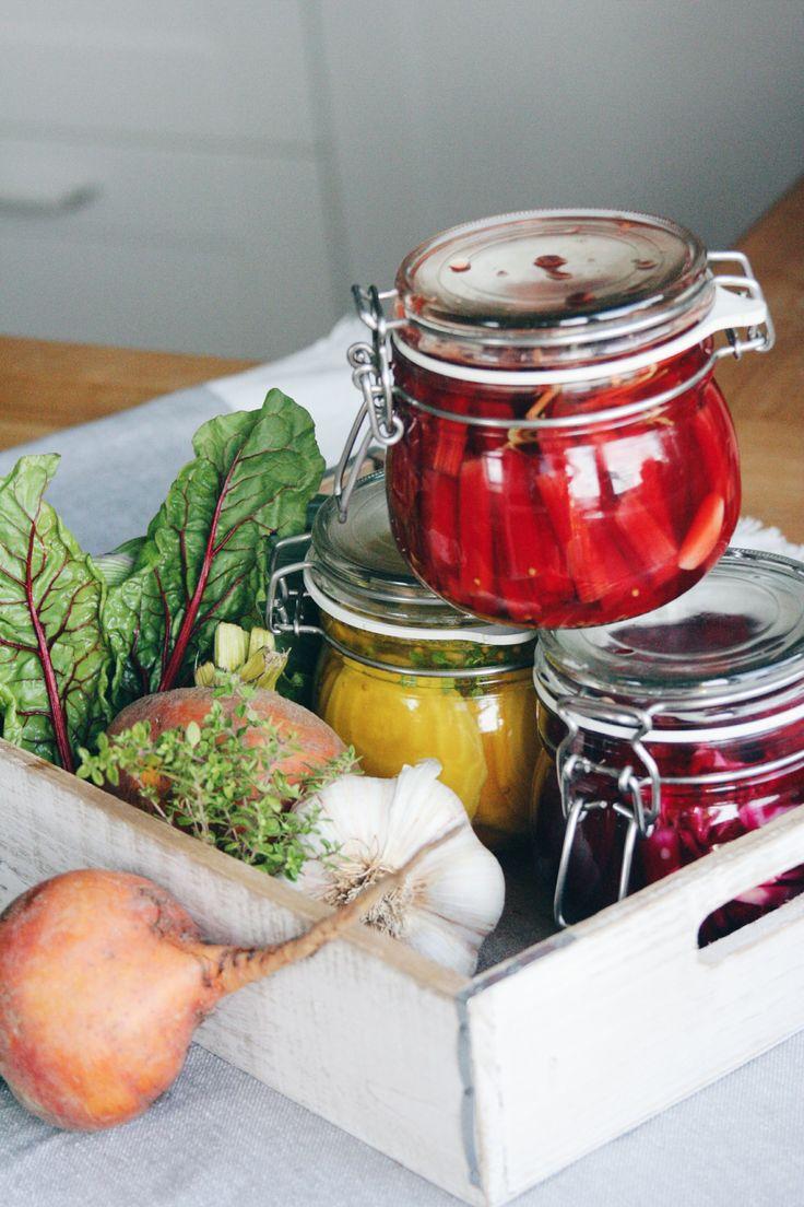 Pickles / Rychle naložená zelenina