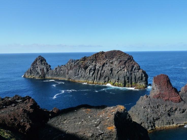 Ilhéu da Baleia, Ilha Graciosa, Açores - Portugal