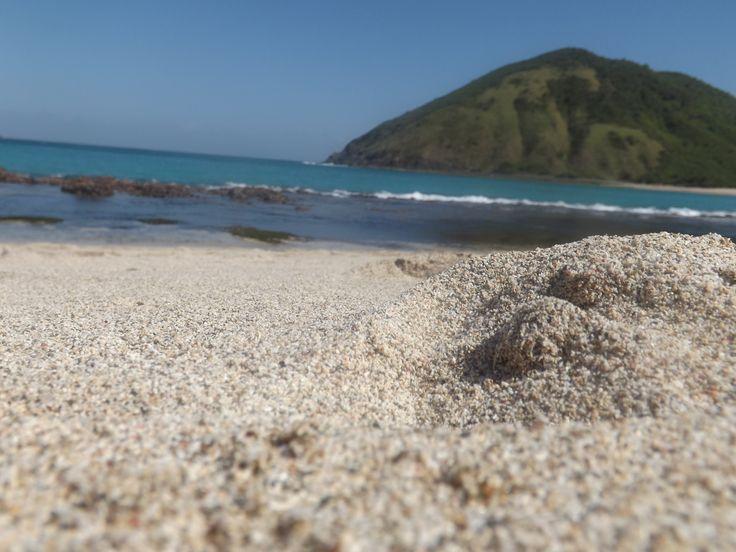 Mawun Beach, Pujut, Lombok Tengah