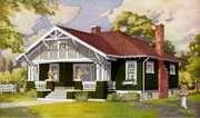 Craftsman Exterior Color Scheme: The Elsmore (Model Nos. 2013, 208); ($858 to $2391)