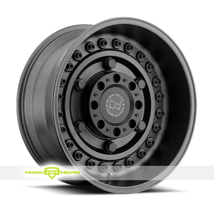 Black Rhino Armory Black Wheels For Sale & Black Rhino Armory Rims And Tires