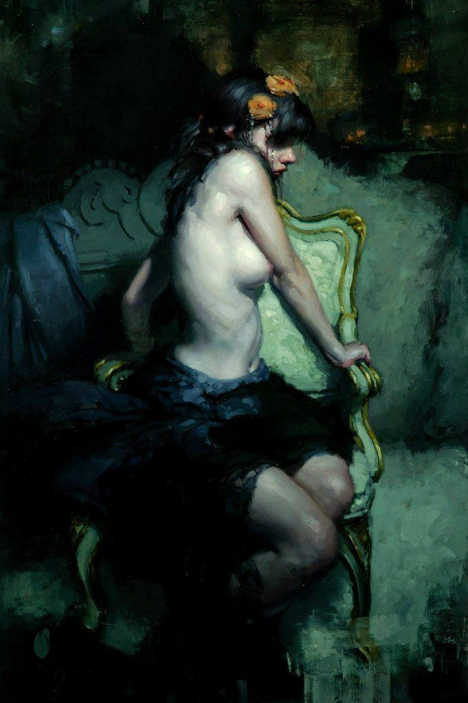 by Jeremy Mann | via tumblr.com