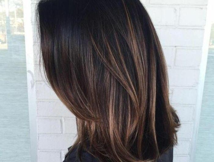 top 25 best couleur cheveux marron ideas on pinterest. Black Bedroom Furniture Sets. Home Design Ideas