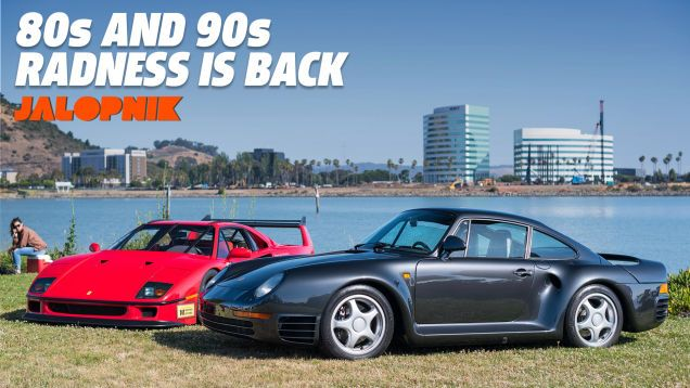 2813d63a067 Find Out Why Everyone s So Hyped On  80s And  90s Cars Now ...