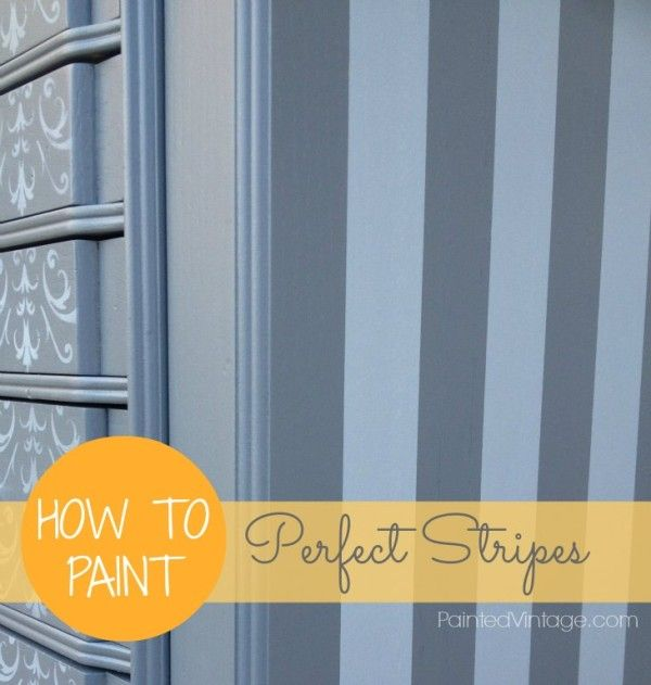 25+ Best Paint Stripes Ideas On Pinterest