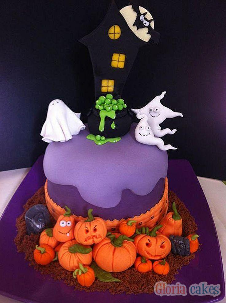 Fondant Cake Baking