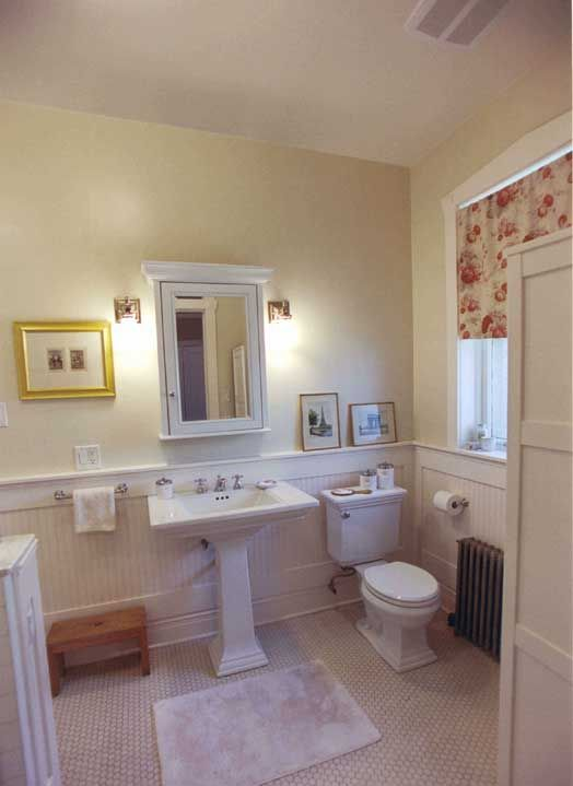 Images On Remodeled Craftsman Bungalow Bathroom Margaret Wojcicki said her master bathroom was in such bad shape