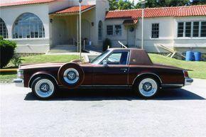 1979 Cadillac Seville Opera Coupe 133541 Cadillacclassiccars