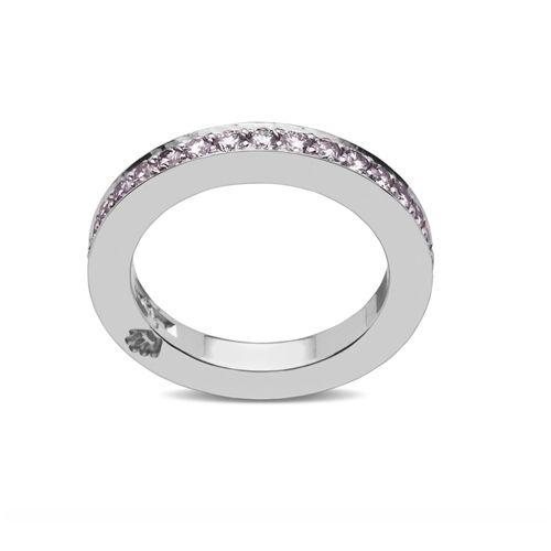 HAND - Line rosa diamanter - Vigsel och förlovning - Hand of Sweden