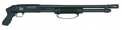 """Description: Midwest Hunters Outlet offers Mossberg 500 Cruiser American Shotgun, 50586, Pump Action, 12ga, 23"""" Bbl, r8 rd, Black with free shipping. Mossberg 500 Cruiser American Shot"""