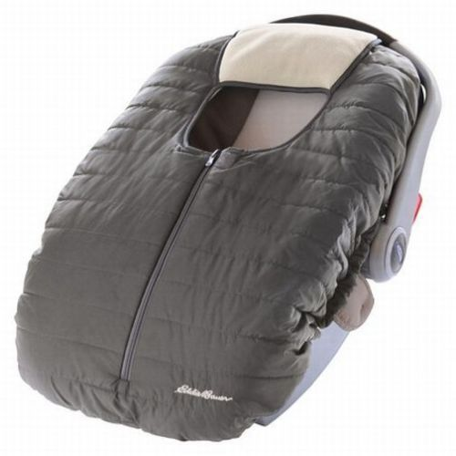 Eddie Bauer Reversible Carrier Cover Baby Car Seat Infant #EddieBauer