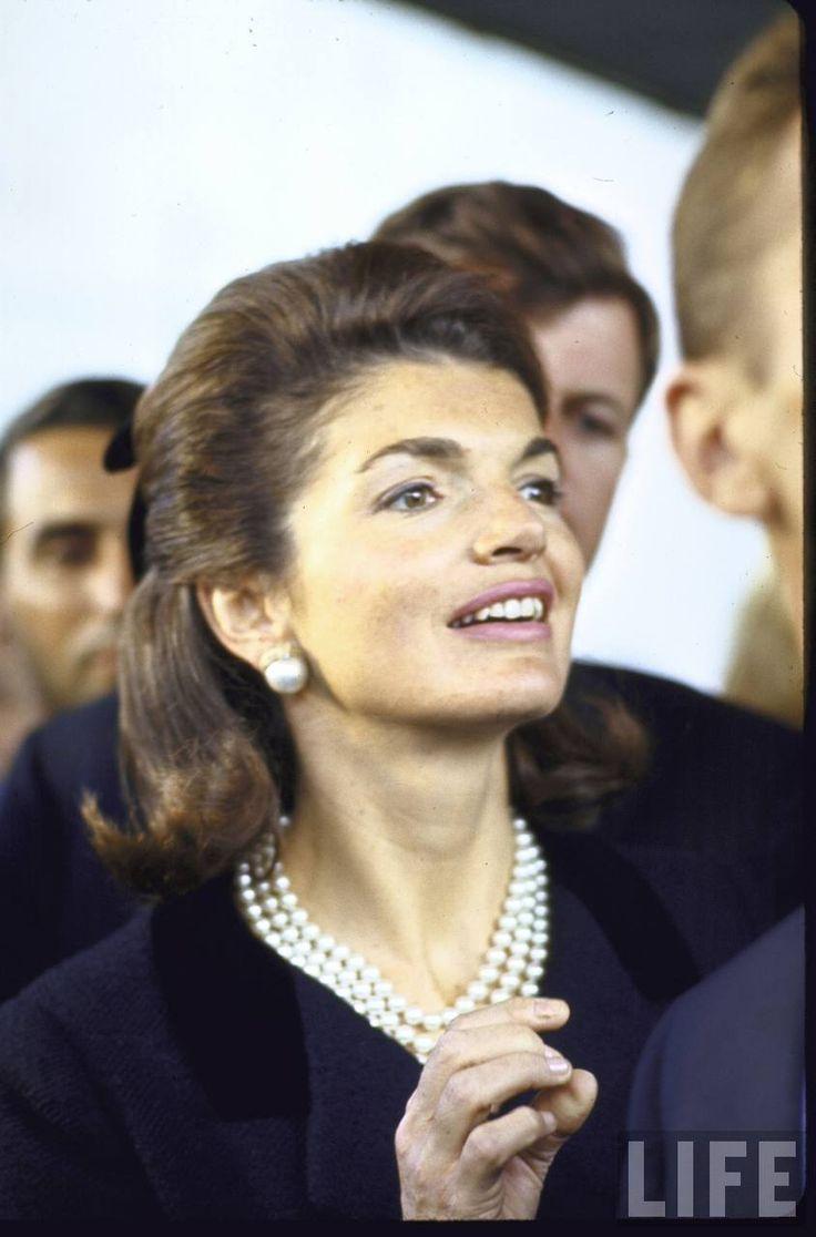 Jacqueline Kennedy, 1965