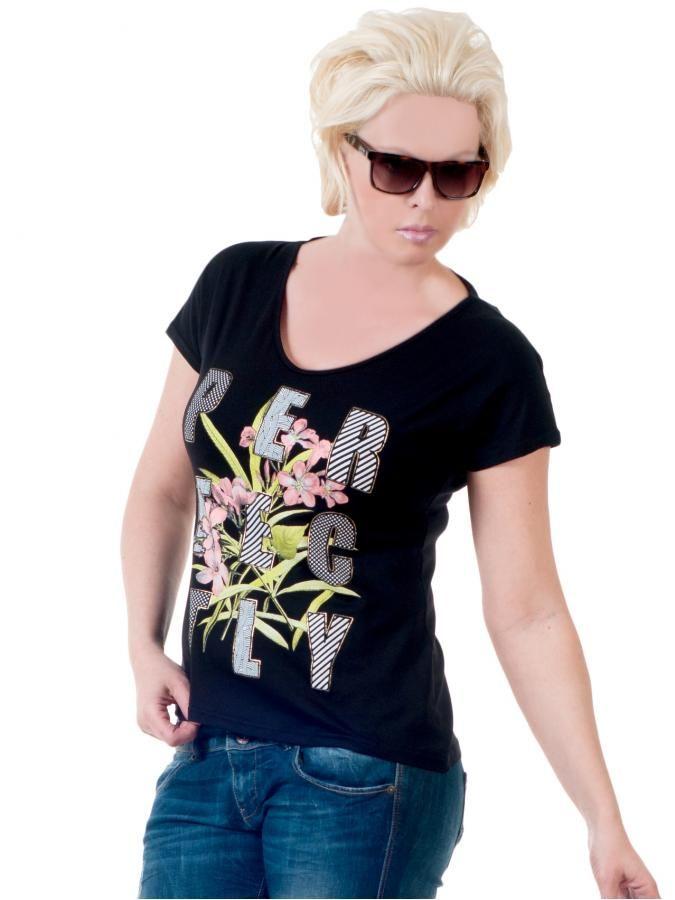 Γυναικείο μπλουζάκι V, ανοίγμα πλάτη