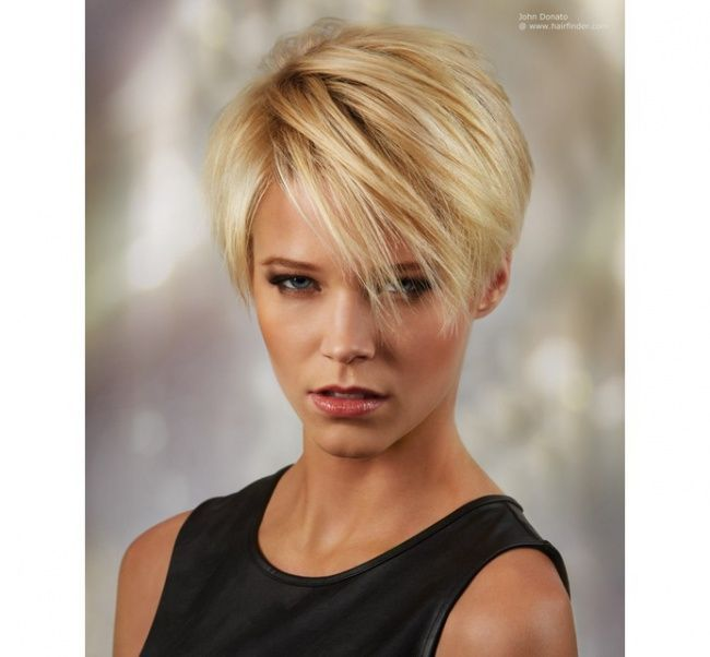 krótkie fryzury damskie - Google-søk