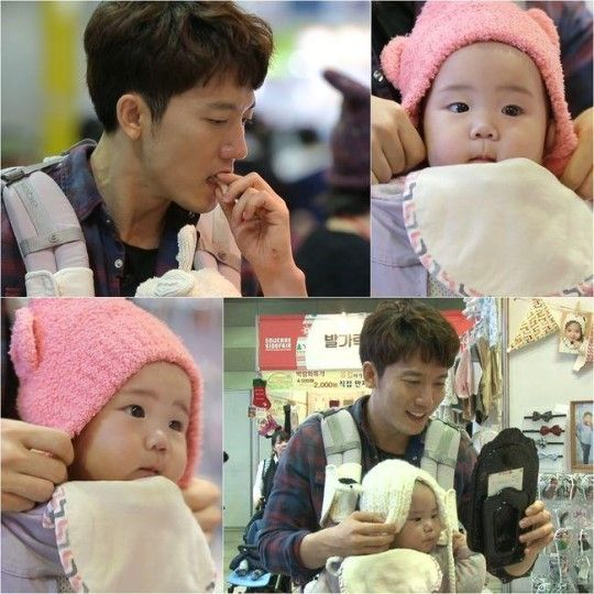 """Ki Tae Young Is Already a Master in Childcare on """"The Return of Superman"""""""