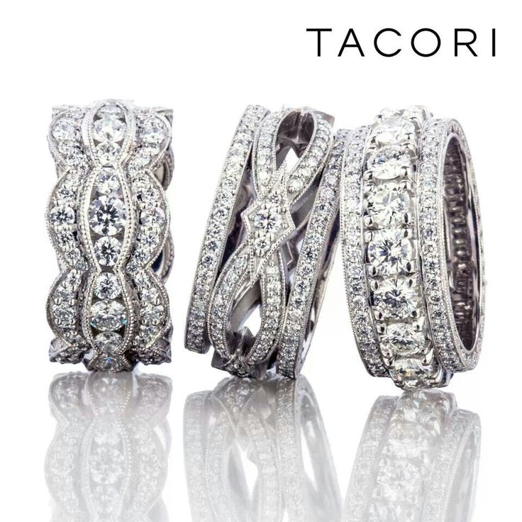 Capri Jewelers Arizona ~ www.caprijewelersaz.com Tacori Want the one on the LEFT :)
