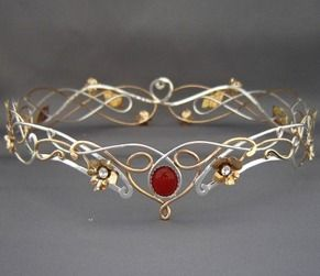 circlets | Circlets, Crowns, Tiaras and Dresses for your Medieval, Celtic or ...