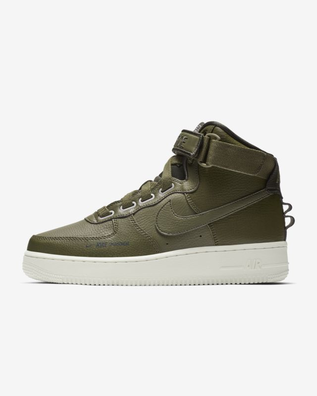 Nike Air Force 1 High Utility Women S Shoe Women Shoes Air Force 1 High Nike
