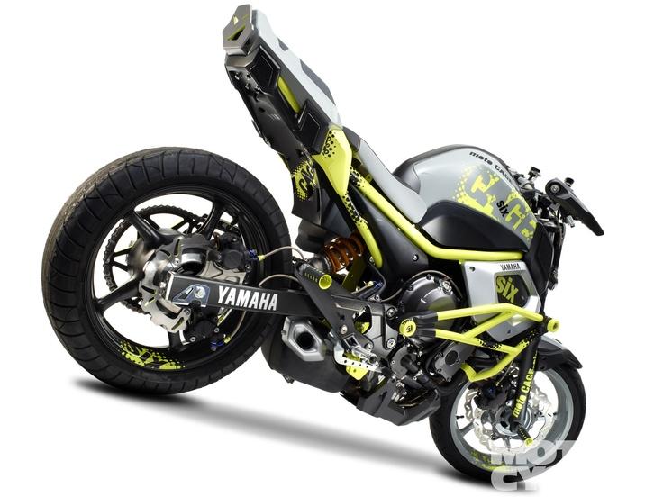Yamaha Concept Motorcycles