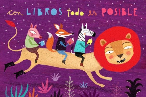 books kids illustration