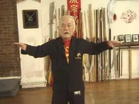 ▶ Wu Style Tai Chi Exercise with Master Shum - 1 - YouTube